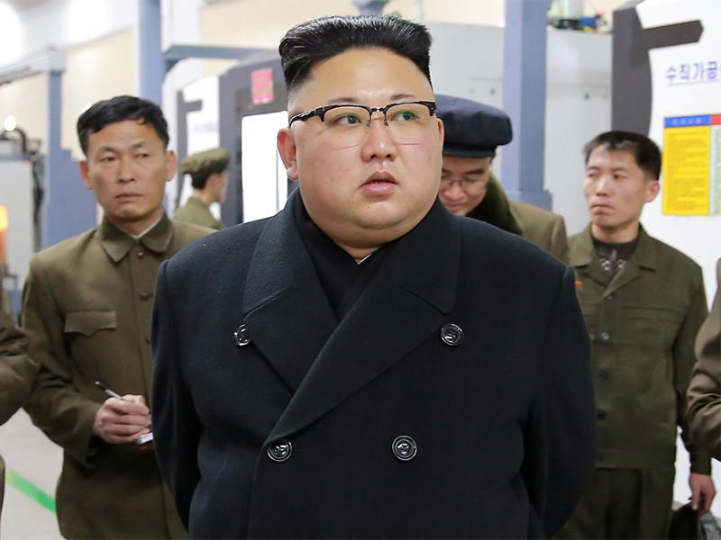 Северная Корея запустила баллистическую ракету в сторону Японского моря