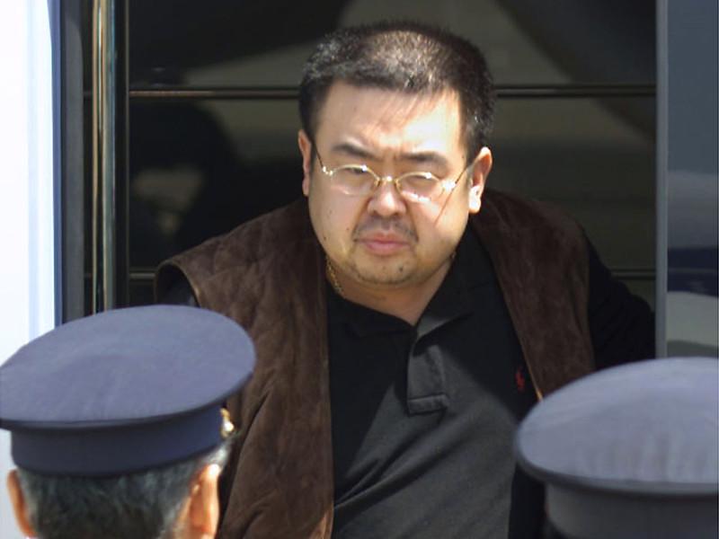 Ким Чен Нам, май 2001 года