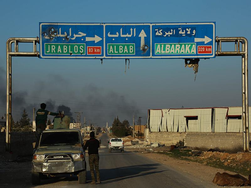 Сирийские повстанцы объявили о захвате Эль-Баба - оплота боевиков ИГ