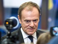 Глава Евросовета призвал Россию употребить свое влияние на сепаратистов, чтобы прекратить бои в Авдеевке