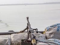 В Нигерии пираты захватили в заложники российских моряков и украинца