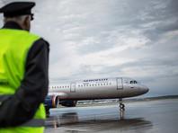 """Самолет """"Аэрофлота"""" вернулся в аэропорт Цюриха из-за возгорания двигателя"""