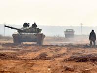 Сирийская армия взяла под контроль господствующую высоту вблизи Пальмиры