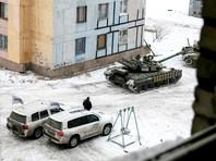 Киев признал ввод в Авдеевку танков в нарушение минских соглашений