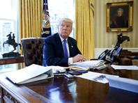 Критическое упоминание Парижского соглашения было исключено из проекта одного из указов, которые Дональд Трамп намерен подписать в ближайшее время