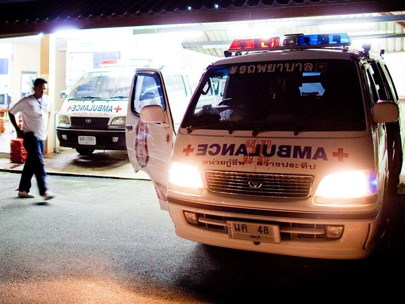 В курортной Паттайе в ночь со вторника на среду россиянин попал под колеса тяжелого мотоцикла и скончался