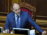 Спикер Верховной Рады призвал депутатов выступать только на украинском