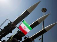Иран произвел очередное испытание баллистической ракеты
