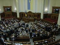 Верховная Рада приняла в первом чтении закон, позволяющий заочно осудить Януковича