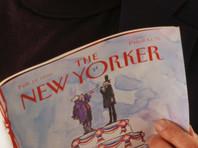 The New Yorker анонсировал номер с обложкой на русском языке