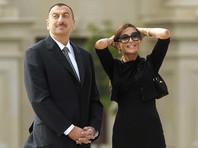 Глава Азербайджана Ильхам Алиев распорядился назначить вице-президентом республики свою супругу Мехрибан Алиеву