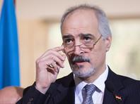 Первой в штаб-квартиру всемирной организации в Женеве приехала правительственная делегация Сирии во главе с Башаром Джаафари