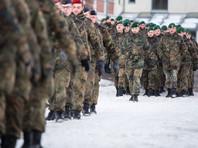 Немецкие СМИ обвинили Россию в попытке вброса дезинформации об изнасиловании в городе Ионава 15-летней школьницы прибывшими в Литву в начале февраля солдатами бундесвера