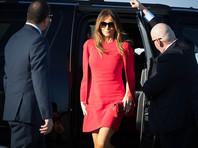 Блогер извинился за публикацию о работе Мелании Трамп в эскорт-услугах