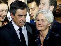 Шансы одного из ее конкурентов - Франсуа Фийона - уже оказались подорваны скандалом с заработками супруги за несделанную работу