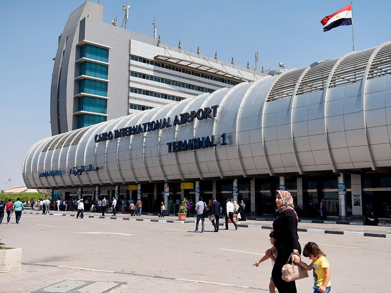 """Российские специалисты трижды пытались пронести """"бомбу"""" в аэропорт Каира"""