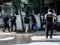 В индонезийском городе Бандунг злоумышленник взорвал самодельную бомбу на территории местного правительства