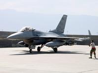 Во время учений в США истребитель по ошибке открыл огонь по военным