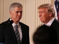 Трамп выбрал кандидата для работы в Верховном суде США
