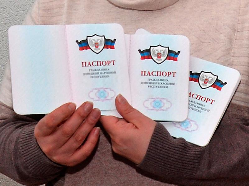 """Белоруссия будет впускать по паспортам ДНР и ЛНР """"в зависимости от жизненной ситуации"""""""