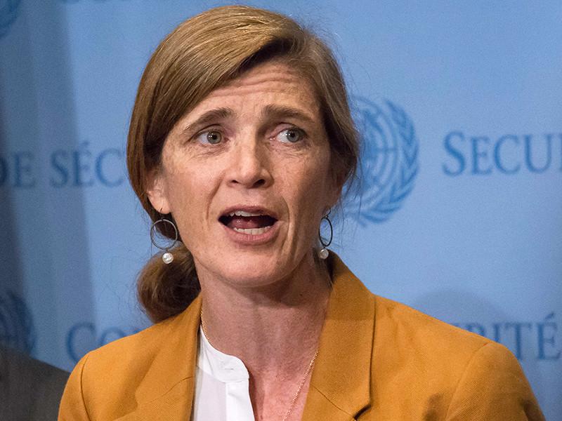 Бывший постоянный представитель США при ООН Саманта Пауэр написала в New York Times статью о Виталии Чуркине