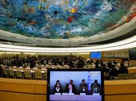 США подумывают о выходе страны из Совета ООН по правам человека