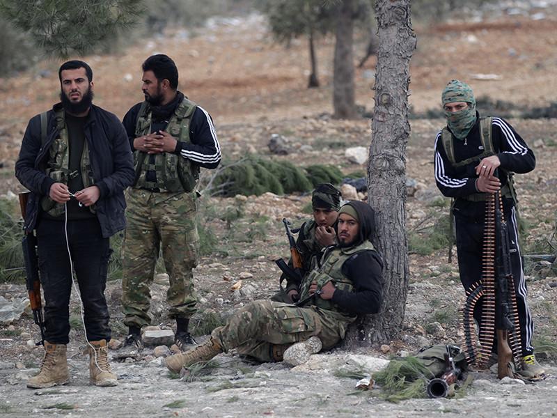 Сирийская оппозиция при поддержке турецкой авиации вошла в город Эль-Баб