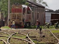На Кубе столкнулись два поезда, есть погибшие