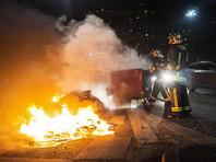 В пригородах Парижа за участие в массовых беспорядках задержано не менее 25 человек