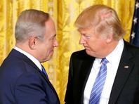 Трамп после встречи с Нетаньяху призвал палестинцев избавиться от ненависти к Израилю