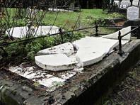 В Филадельфии неизвестные устроили погром на еврейском кладбище