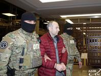 Блогер Лапшин, экстрадированный в Азербайджан, находится в бакинском СИЗО