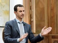 Асад заявил, что политика Трампа не направлена против сирийцев, и назвал Олланда разжигателем войны