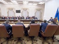 Украинское правительство ввело чрезвычайное положение в энергетике