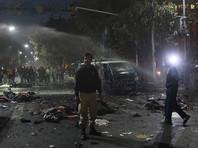 Взрыв прогремел в пакистанском Лахоре - есть жертвы