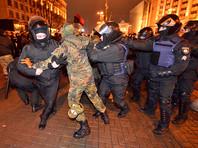 После беспорядков в Киеве радикалы отпущены, а по нападению на полицию завели уголовное дело