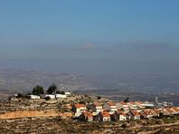 Парламент Израиля утвердил закон о легализации поселений на Западном берегу