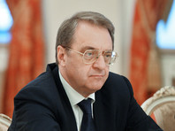 Замминистра иностранных дел РФ Михаил Богданов, курирующий вопросы Ближнего Востока, на прошлой неделе заявил на встрече послов стран ЕС в Москве, что восстановление Сирии очень скоро станет главным пунктом повестки дня