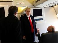 В США расследуют сближение неизвестного самолета с президентским Air Force One