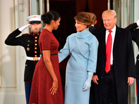 Мелания Трамп пообещала сохранить при Белом доме овощные грядки Мишель Обамы