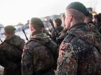 14 февраля неизвестные начали распространять слухи, будто немецкие военнослужащие, находящиеся с миссией в Литве, 9 февраля изнасиловали несовершеннолетнюю гражданку Литвы