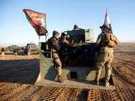 Перед началом операции ВВС Ирака сбросили на город миллионы информационных листовок: жителям сообщали о предстоящем штурме, а боевиков призывали сдаться