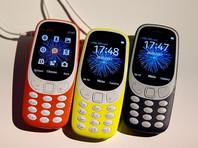 На выставке в Барселоне показали новую Nokia 3310