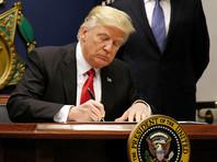 Генпрокуроры трех штатов США поддержали иск против миграционного указа Трампа