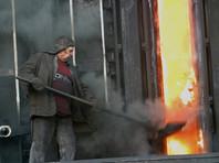 На Украине наметился резкий дефицит угля. Решается вопрос о введении чрезвычайного положения