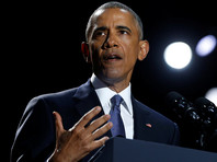 Послание адресовано бывшему президенту Бараку Обаме, в нем содержатся обвинения в адрес Вашингтона и объясняются причины, по которым были совершены теракты