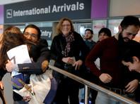 Нацбезопасность и Госдеп США разрешили въезд арабам с визами
