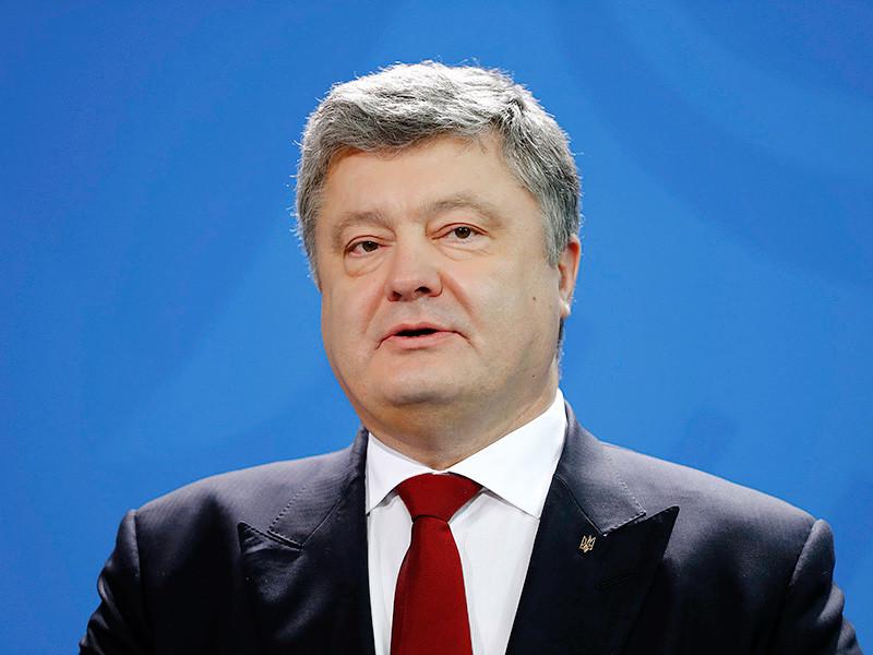 Президент Украины Петр Порошенко в очередной раз заявил о намерении провести референдум о вступлении Украины в НАТО. Сроки проведения плебисцита украинский лидер не уточнил