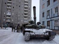 Авдеевка, 2 февраля 2017 года