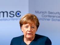 Меркель призвала к сотрудничеству с Россией ради борьбы с терроризмом